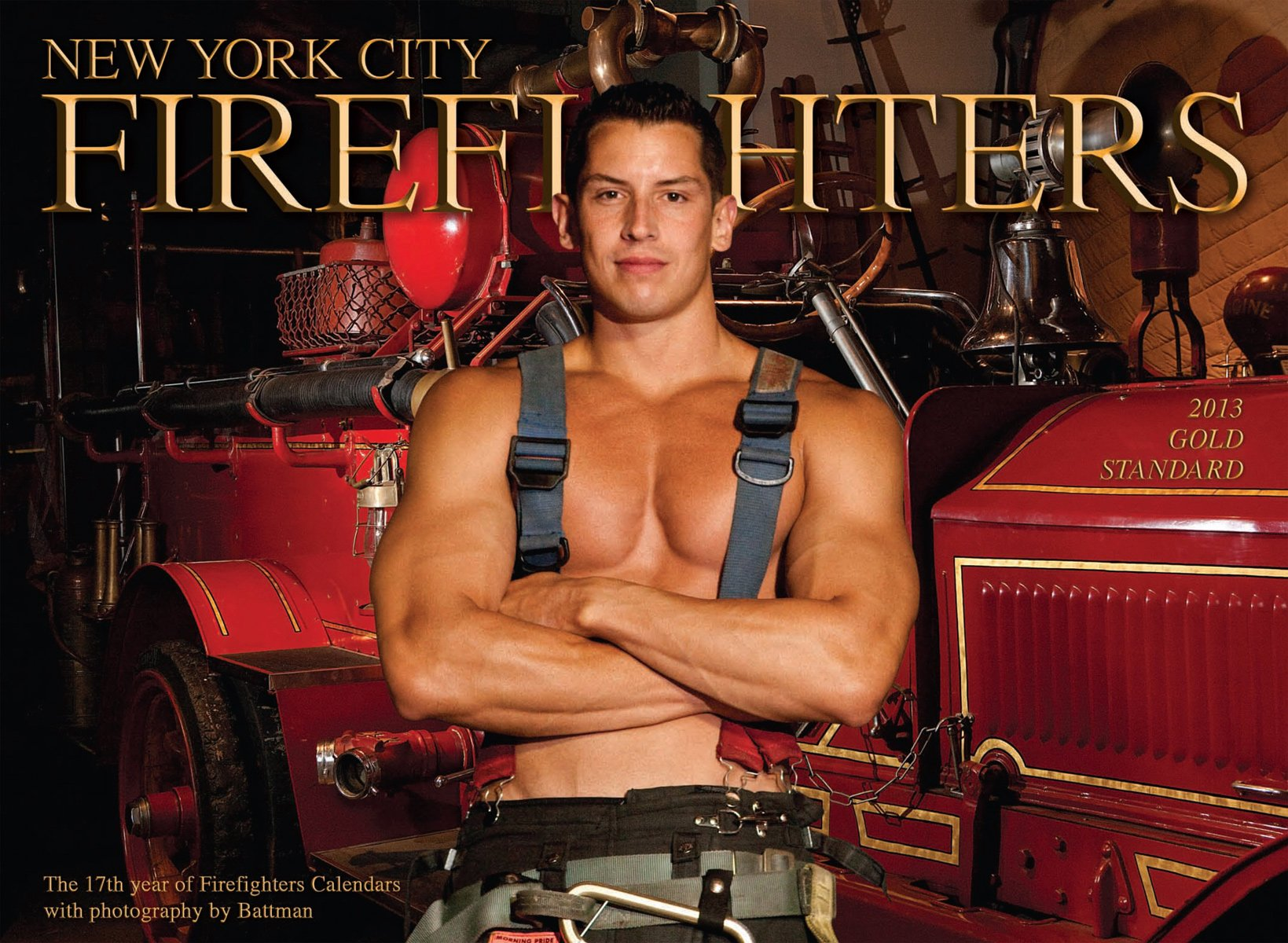 2013 New York City Firefighters Calendar ebook