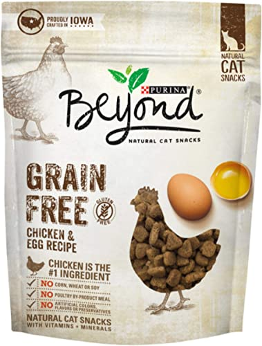 Purina Beyond Grain Free Recipes Natural Cat Snacks