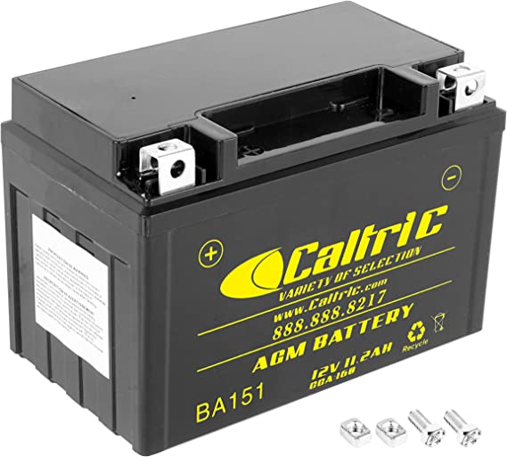 AJC Battery Compatible with Honda VT1300CS CR CXA FURY 1300CC Motorcycle Replacement Battery 2009-2013