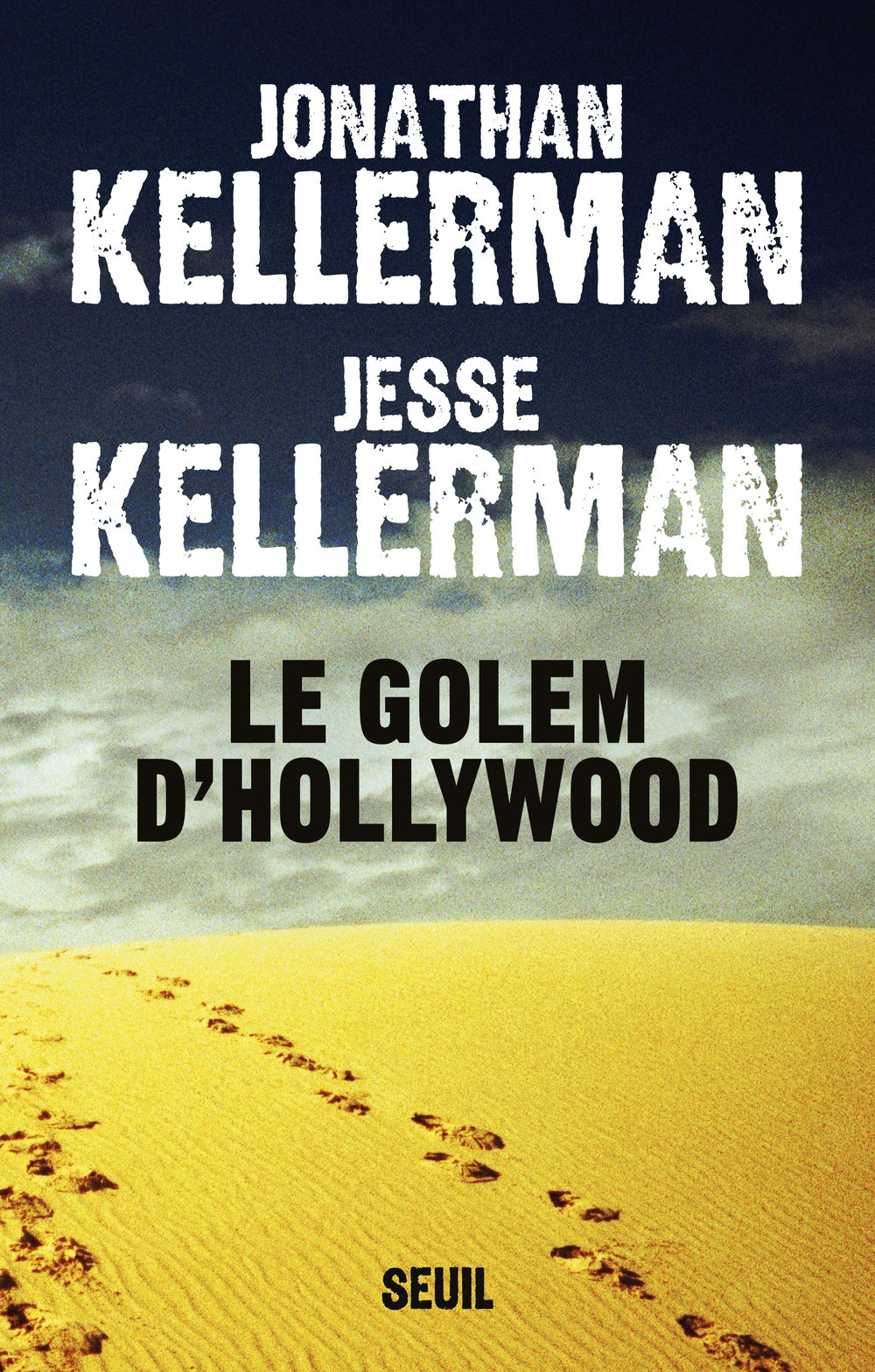 Jonathan Kellerman - Le Golem d'Hollywood