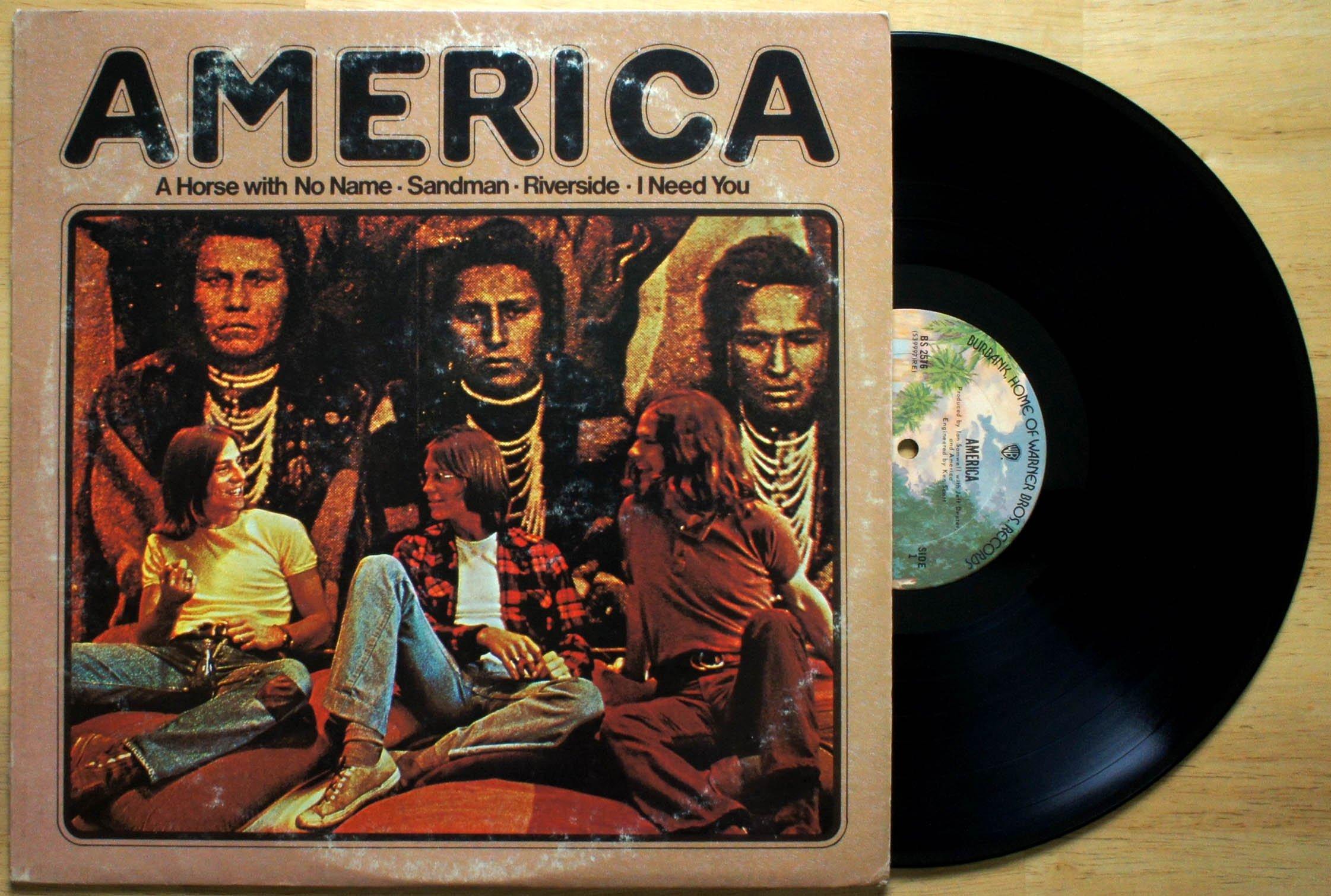 America [LP Record] by Warner Bros.