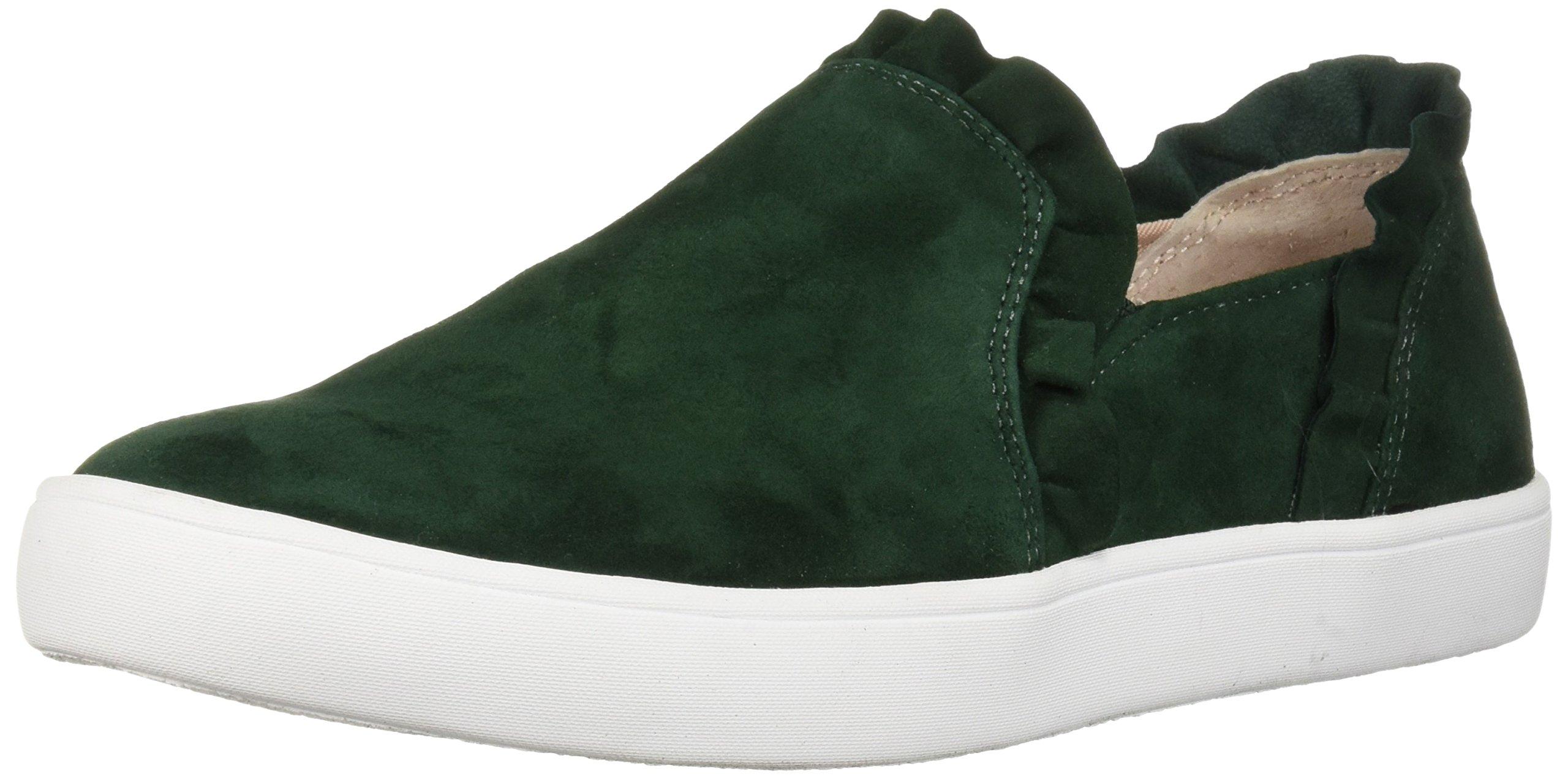 Kate Spade New York Women's Lilly Sneaker, Dark Green, 8 M US
