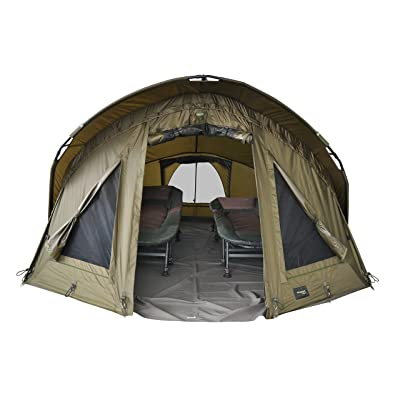 "'MK de Sport Angel ""Fort Knox Air 2 Man Dome Tente Carpe Angel Tente incl. Maillet en caoutchouc"