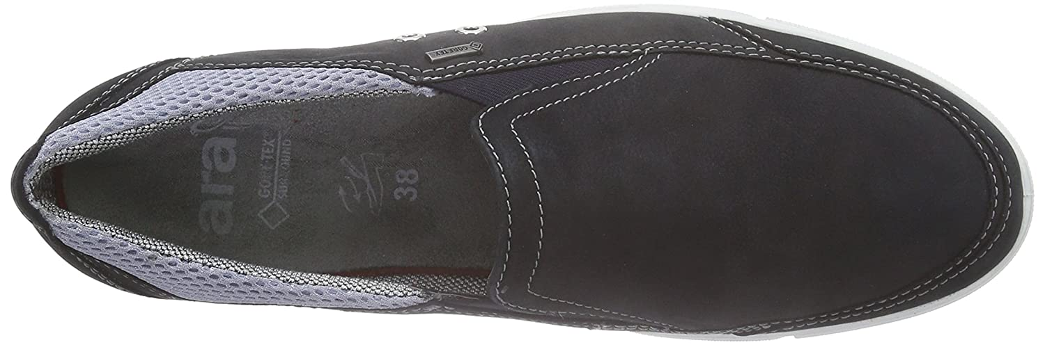 Ara Sanibel-Surround, 05), Damen Slipper, Blau (blau,silber 05), Sanibel-Surround, 40 EU (6.5 UK) 90b450