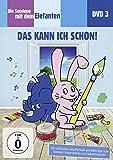 Die Sendung mit dem Elefanten, DVD 3 - Das kann ich schon!