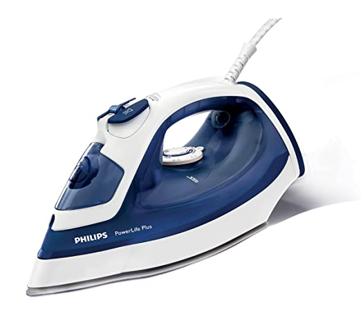 131 opinioni per Philips GC2988/20 PowerLife Plus Ferro a Vapore, Colpo Vapore 150 gr, Serbatoio