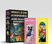Box Ursula K. Le Guin: A mão esquerda da escuridão e Os despossuídos