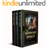 Dragonspeaker Chronicles Books 1-3