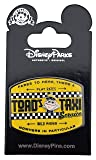 Disney Pin - Mr. Toad's Wild Ride - Toad Taxi