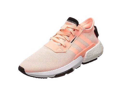pretty nice 01fdd 697e0 Adidas Pod-S3.1, Zapatillas de Deporte para Hombre, Naranja Narcla