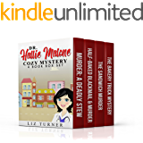 Dr. Hallie Malone Cozy Mystery (4 Book Box Set)