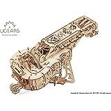 Ugears ハーディーガーディー;70030 木のおもちゃ 3D立体 パズル
