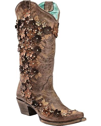 10eb04478ea0 Amazon.com | Corral Boots Women's A3602 | Boots