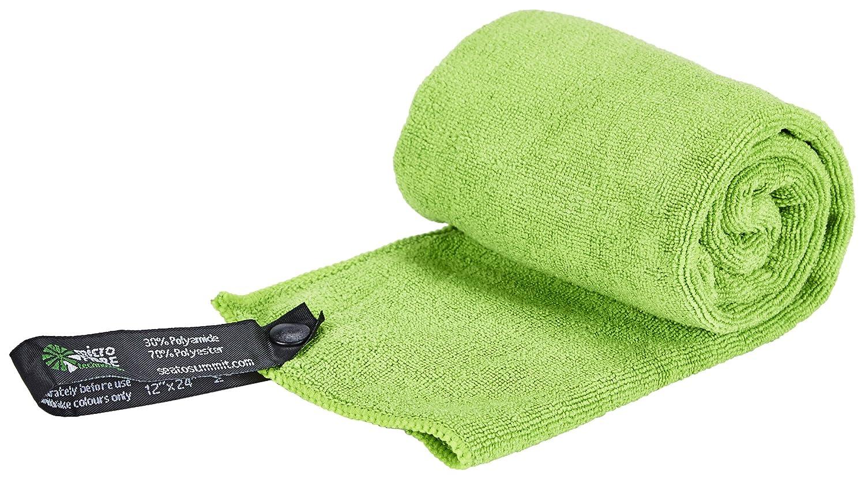 Sea to Summit tek Towel XS, Verde Lima, Talla única Talla única