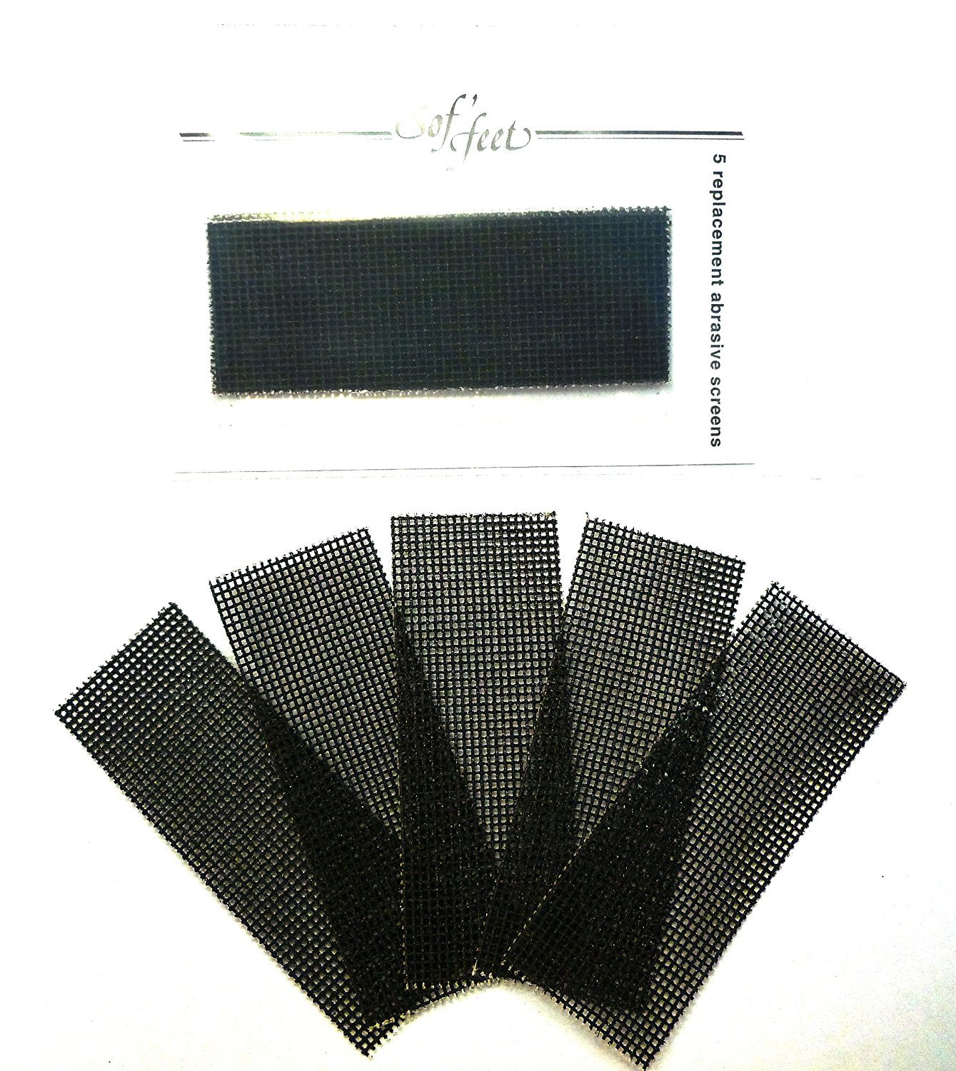 Sof'feet Replacement Screens for Sof'feet Callus Remover Tool