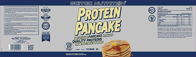 Protein Pancake 1036g unflavored: Amazon.es: Salud y cuidado ...
