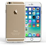 Yousave Accessories iPhone 6 Case Super Slim Clear Silicone Gel Cover