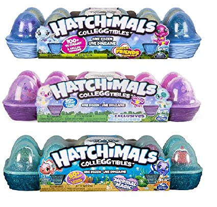 Hatchimals CollEGGtibles Hatchy Holidays Color May Vary