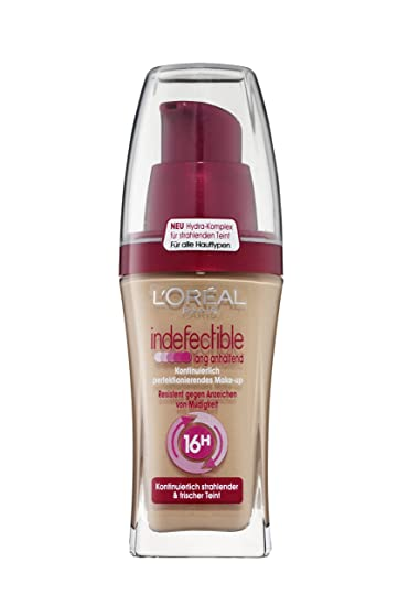 Image Unavailable. Image not available for. Color: L'Oreal Infallible 16H Long Lasting Perfecting Foundation ...