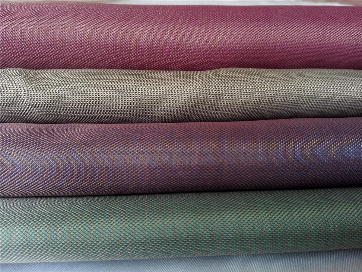 "Silver//RPET Fabric Anti radiation EMI RFID Shielding Woven Blended Cloth 39/""x59/"""