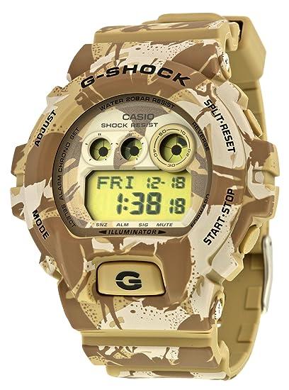 G-Shock – Reloj de pulsera para hombre, diseño de camuflaje gdx-6900
