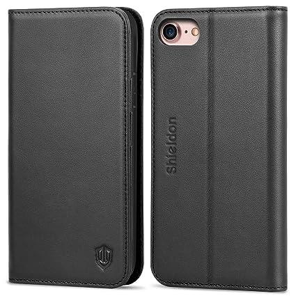 online store c18fc f0f78 iPhone 7 Case, iPhone 8 Case, SHIELDON Classic Magnetic Genuine ...
