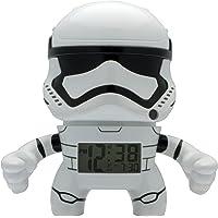 BulbBotz Despertador con luz Infantil 2020015 con figurita