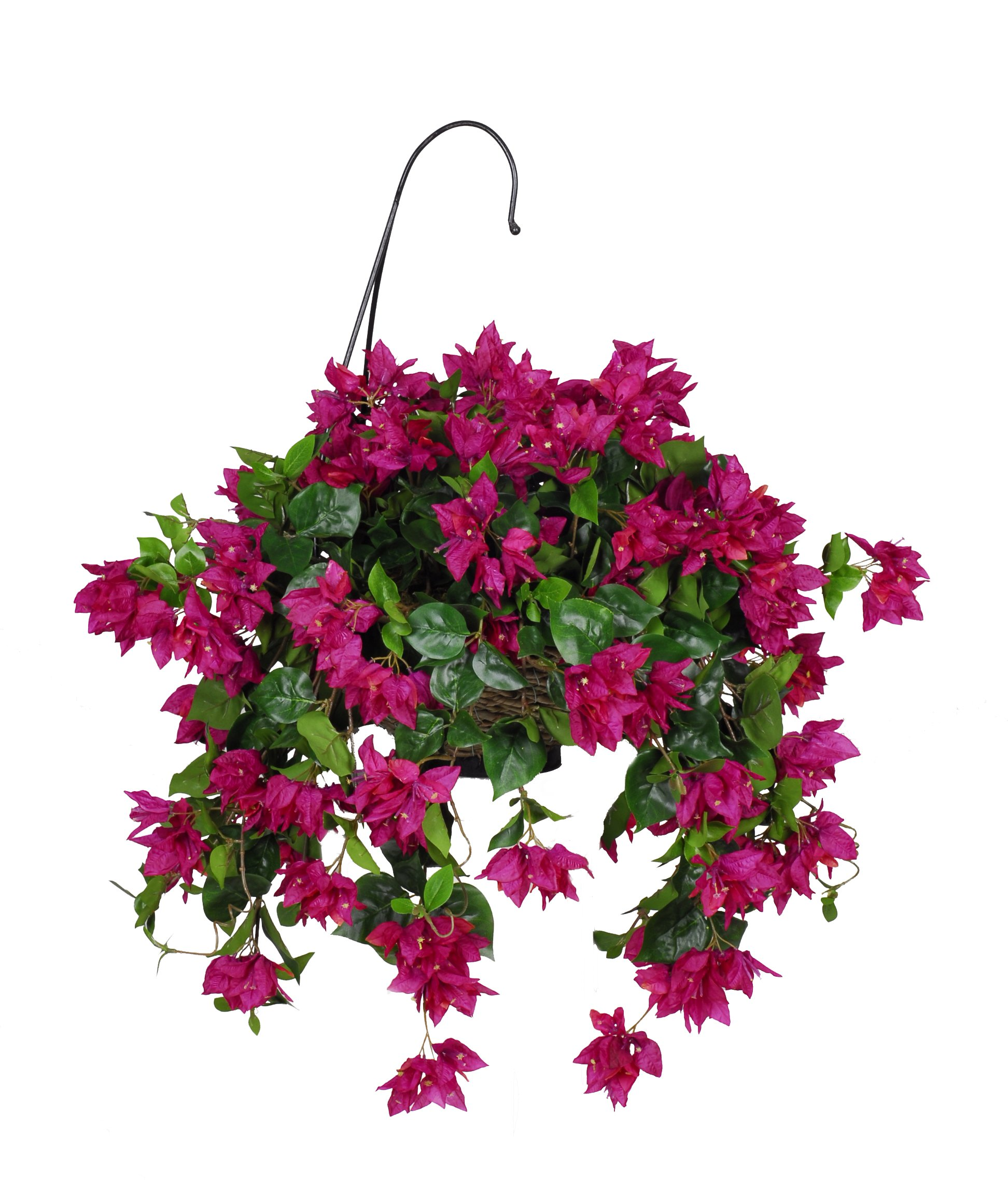 Amazon House Of Silk Flowers Artificial Bougainvillea Hanging