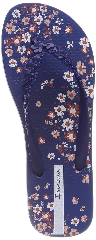 Ipanema Fashion Floral Fem, Tongs Femme 82397-00
