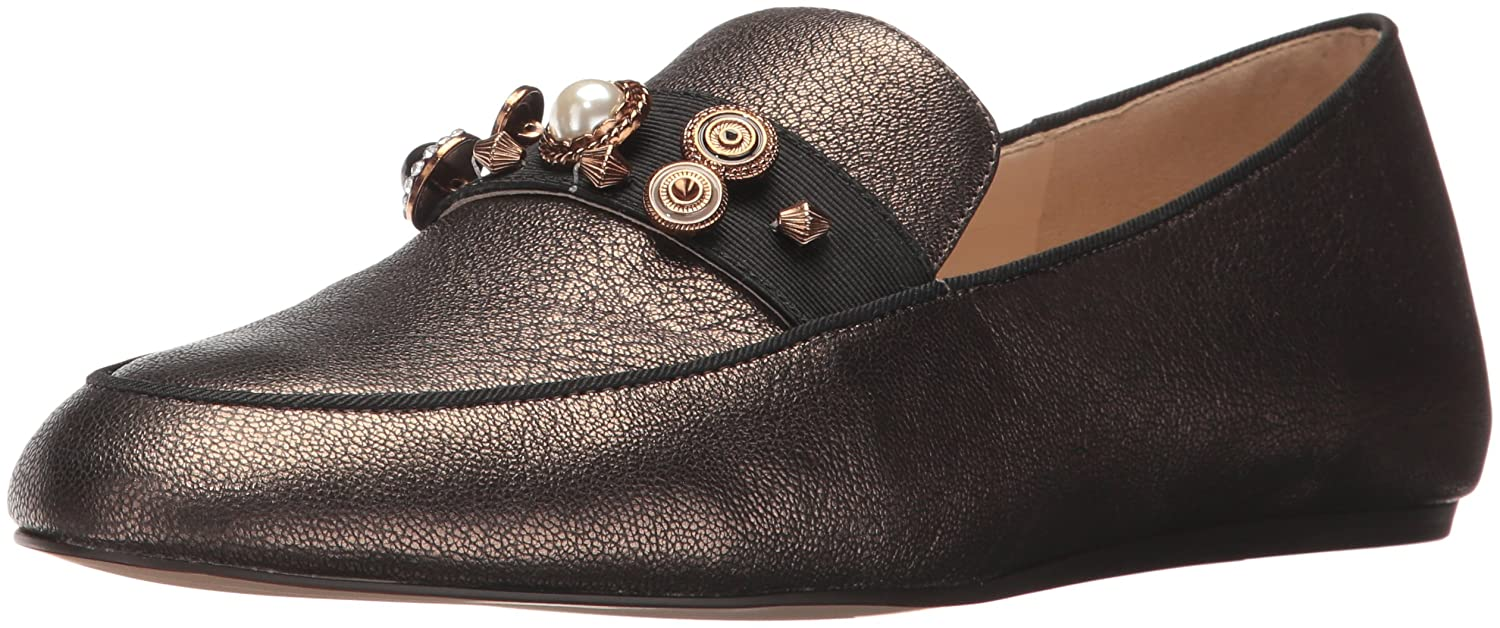 Amazon.com   Nine West Womens BAUS Driving Style Loafer   Loafers & Slip-Ons