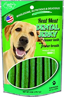 product image for Carolina Prime Pet 40141 Dental Jerky Treat For Dogs ( 1 Pouch), One Size