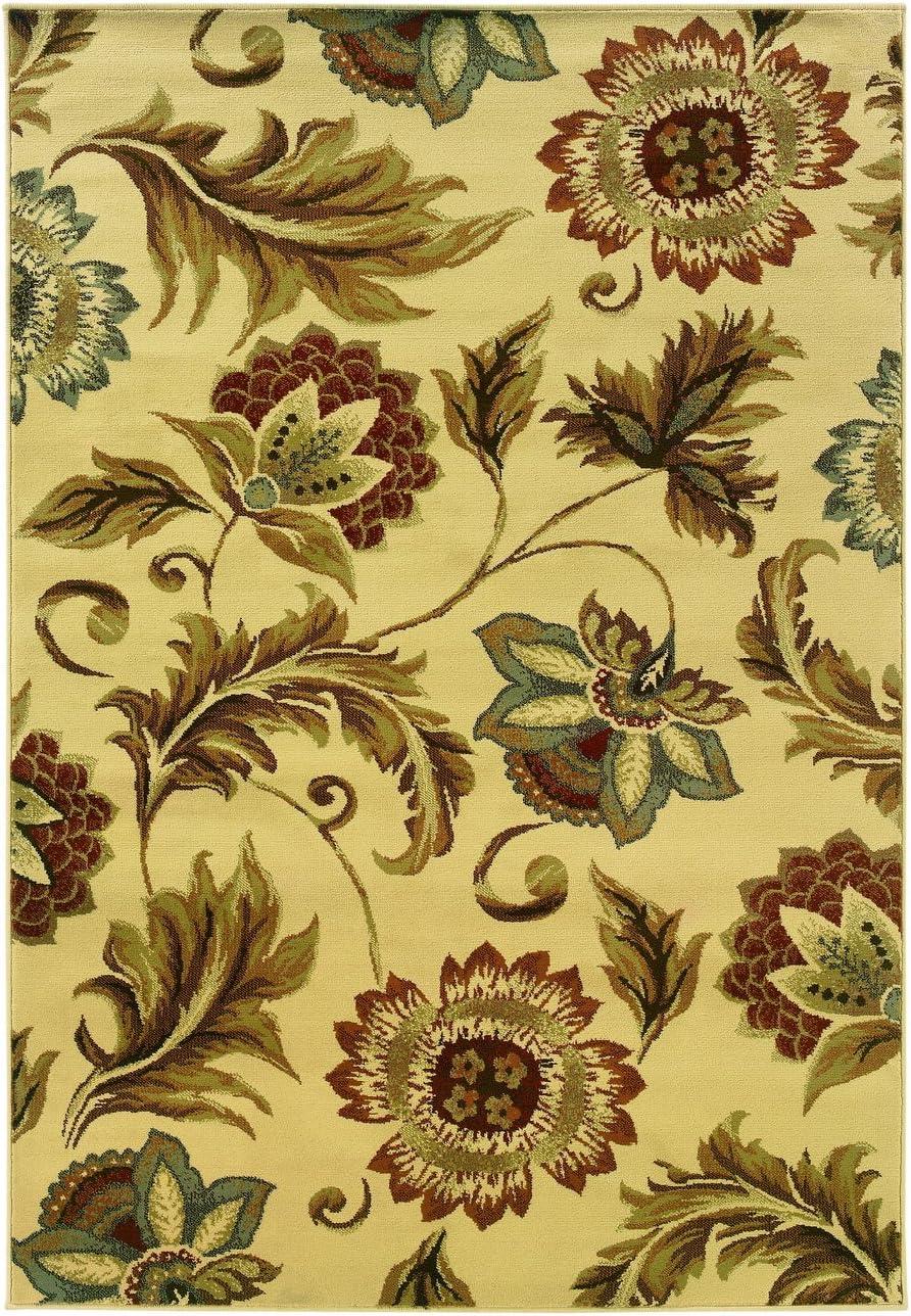 Oriental Weavers Darcy 701W9 Area Rug, 7 10 x 10 0