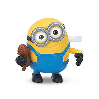 Minions Wind Action Bopping Along Bob