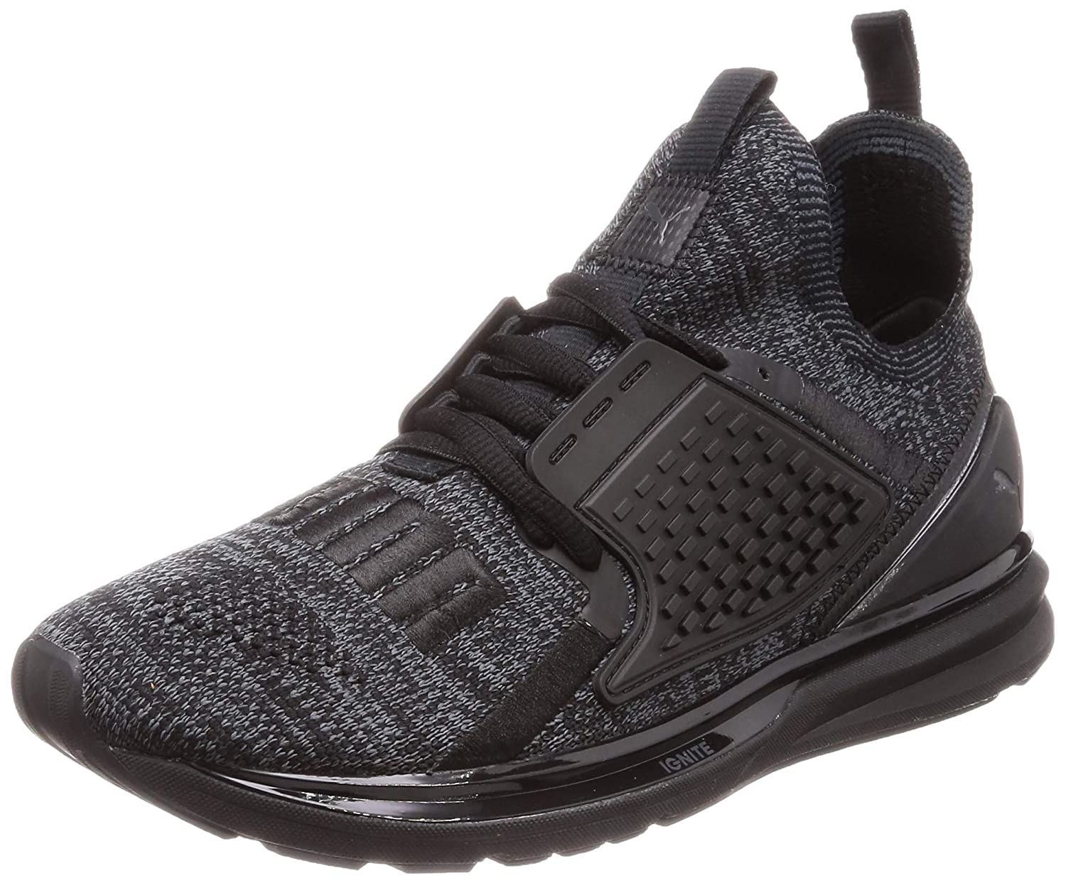 Puma Ignite Limitless 2 Evoknit Black  Buy Online at Low Prices in India -  Amazon.in 6d9eb53d1