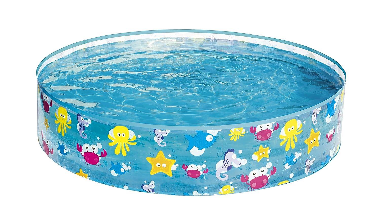 Piscina Infantil Bestway Fill N Fun Sparkling Sea: Amazon.es: Jardín