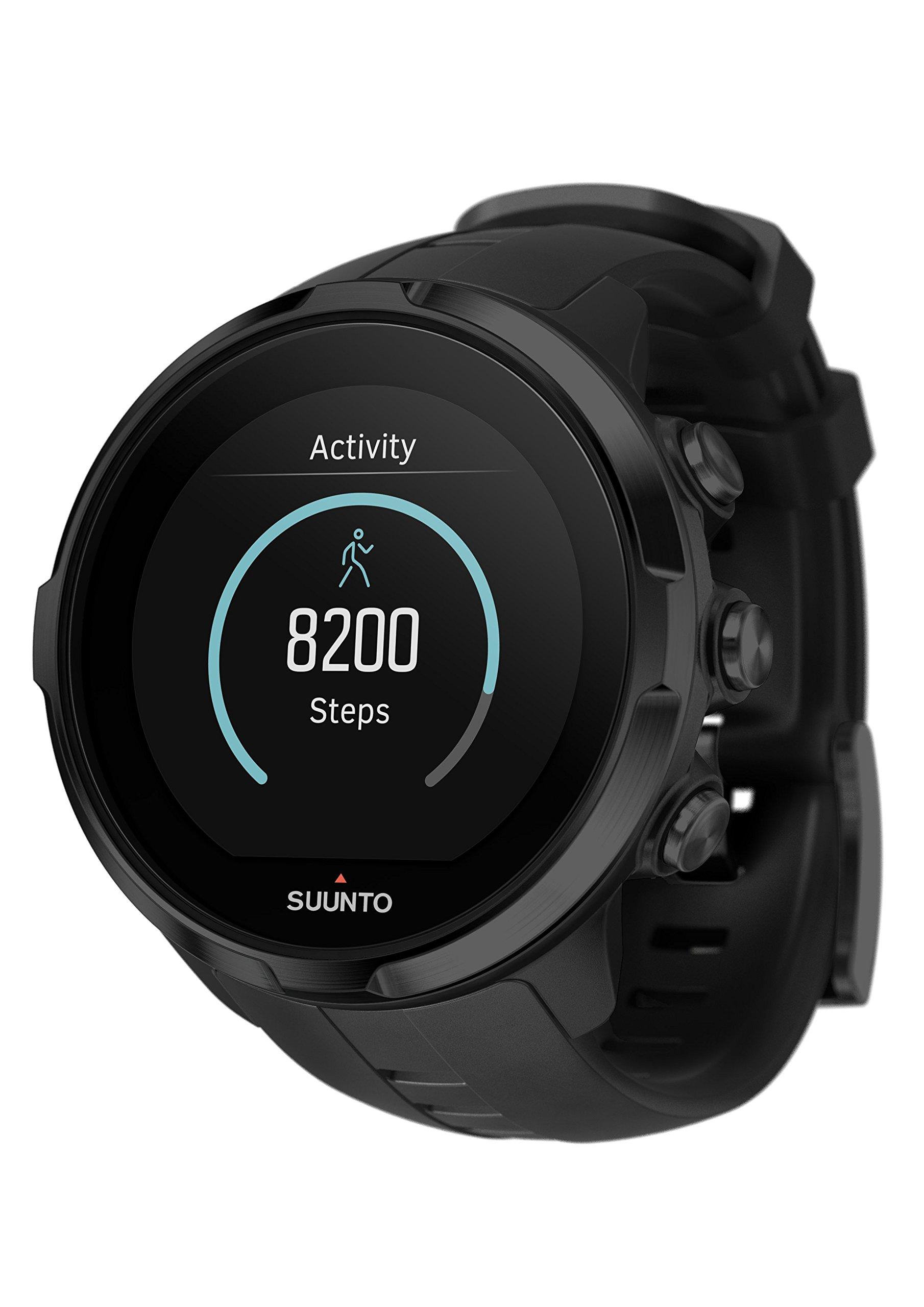 Suunto Spartan Sport (Wrist - Hr), Black by Suunto