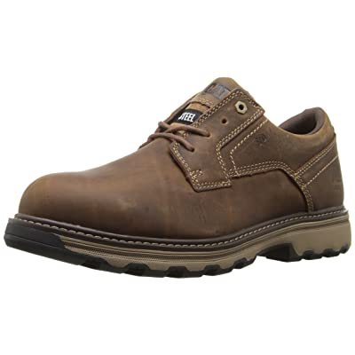 Caterpillar Men's Tyndall Esd Steel Toe Industrial and Construction Shoe: Shoes