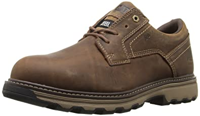 Amazoncom Caterpillar Mens Tyndall Esd Steel Toe Industrial And