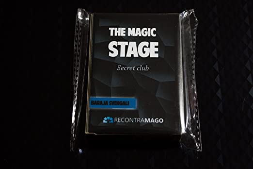 Trucos de Magia - Baraja Svengali con acceso a video instructivo por magos profesionales y rutinas para realizar el truco.