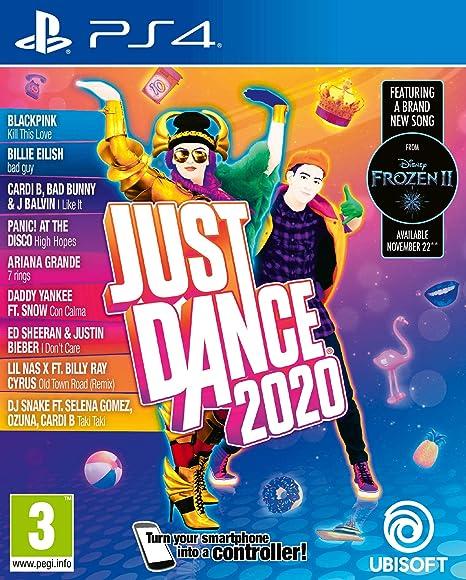 Just Dance 2020 (PlayStation 4) [Importación inglesa]: Amazon.es ...