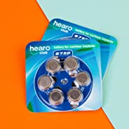 hearOclub Highest Quality Cochlear Implant Batteries Subscription Box - 30 Batteries