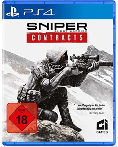 Sniper Ghost Warrior Contracts - PlayStation 4 [Importación ...