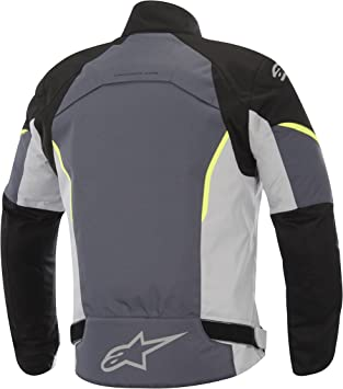 Alpinestars Motorradjacken T-sp-1 Waterproof Jacket Schwarz Neongelb L Schwarz//Neongelb