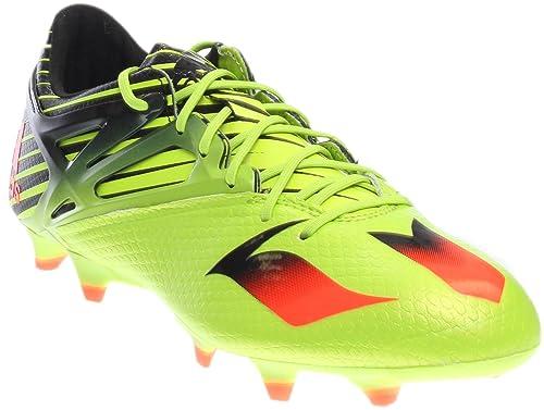 innovative design b4111 e3039 adidas Messi 15.1 Fg ag Soccer Cleats (semi-Solar Slime) Sz.