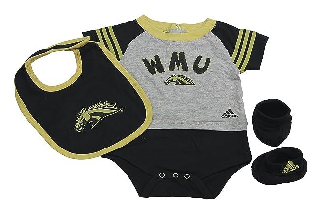 Amazon.com: Outerstuff Western Michigan Broncos ropa de bebé ...
