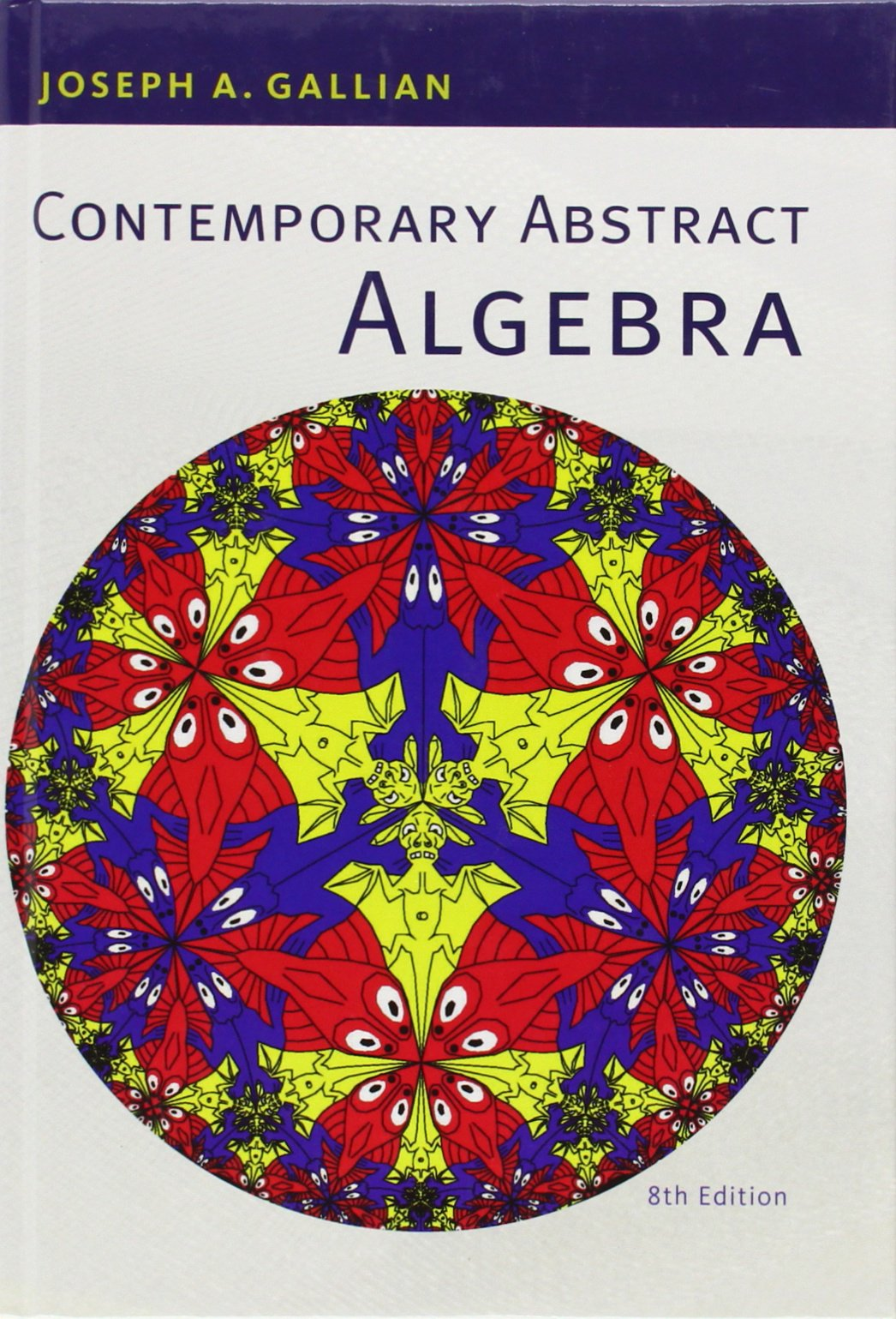 Contemporary Abstract Algebra: Joseph Gallian: 9781133599708: Books -  Amazon.ca
