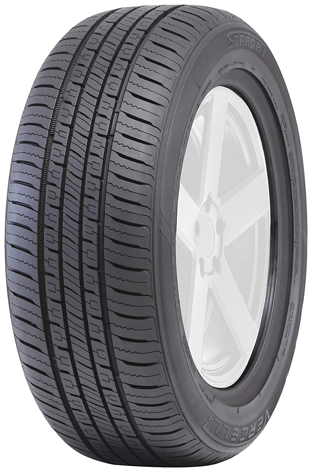 Vercelli VC692 Strada 1 All Season Tire - 225-55R19 99V