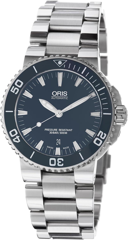 Oris 733-7653-4155-MB 733-7653-4155MB - Reloj