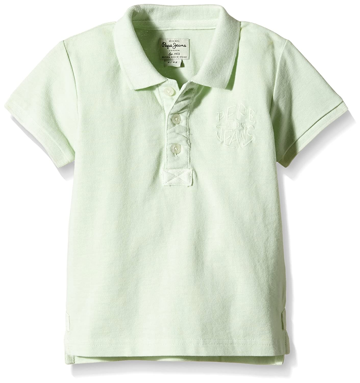 Pepe Jeans Roger Kids Polo, Verde (Mojito), 6 años para Niños ...