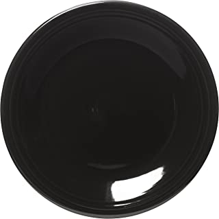 product image for Fiesta 10-1/2-Inch Dinner Plate, Black